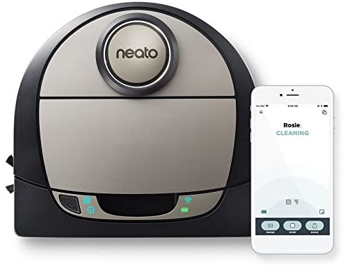 Neato Robotics D7 Connected Laser Guided Robot